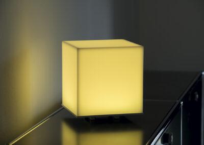 albedo cube abwesenheit