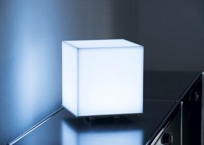 albedo cube antarctica