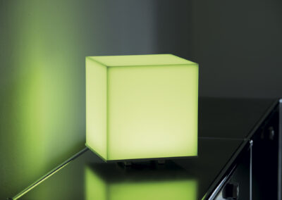 albedo cube greentea