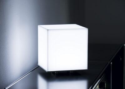 albedo cube leselicht